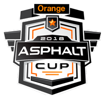 Asphalt Orange